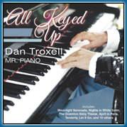 All Keyed Up CD-Dan Troxell