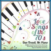 Love Songs of the 70's CD-Dan Troxell