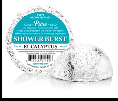 Eucalyptus Shower Burst