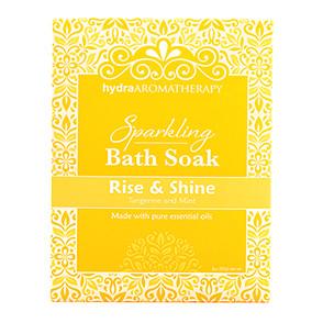 Rise & Shine Sparkling Bath Soak