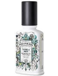Poo-Pourri Vanilla Mint 4 oz. spray
