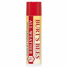 Burt's Bees All-Weather Lip Balm