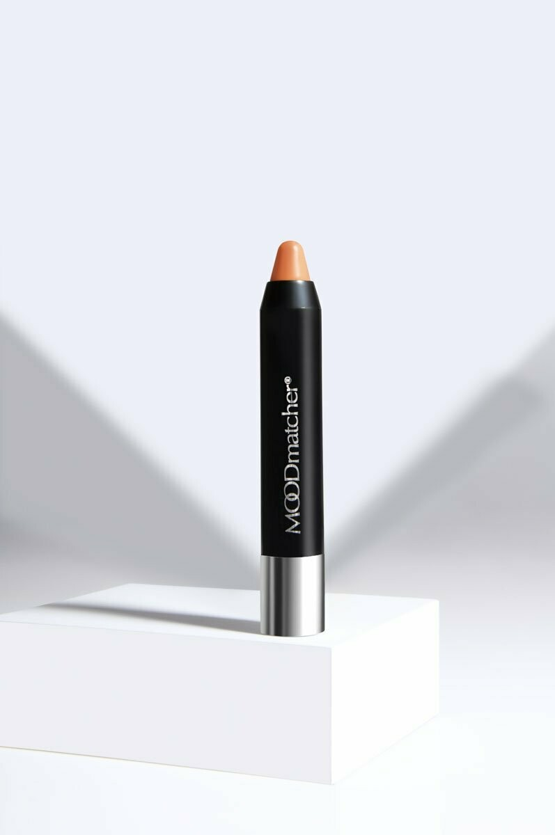 MOODmatcher Twist Stick Lip Color-Orange