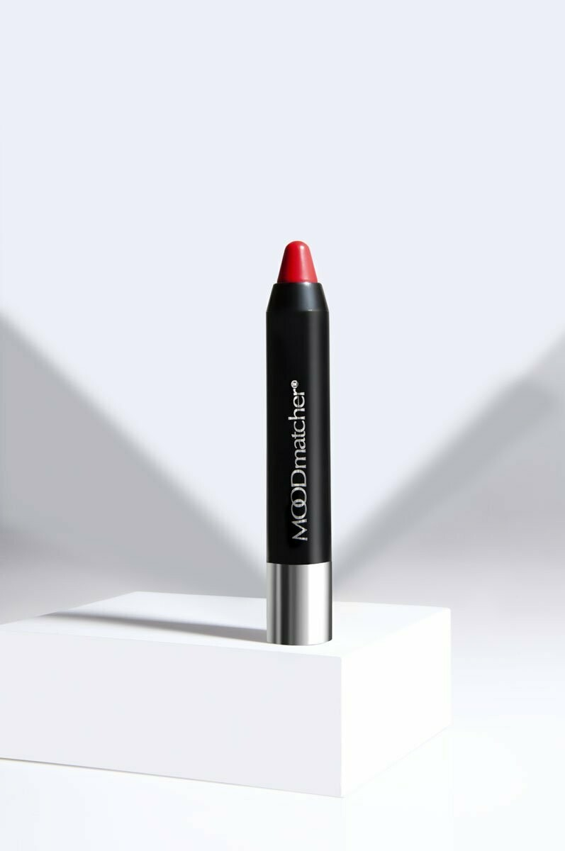 MOODmatcher Twist Stick Lip Color-Red