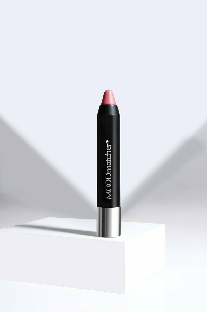 MOODmatcher Twist Stick Lip Color-Pink