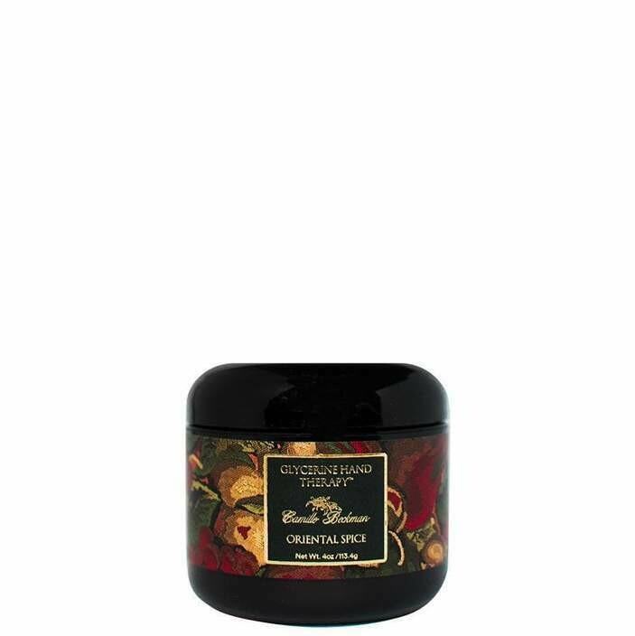 Oriental Spice Hand Therapy 4 oz. Jar