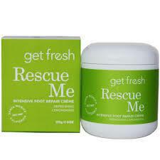 Rescue Me - Intensive Foot Repair Creme Get Fresh