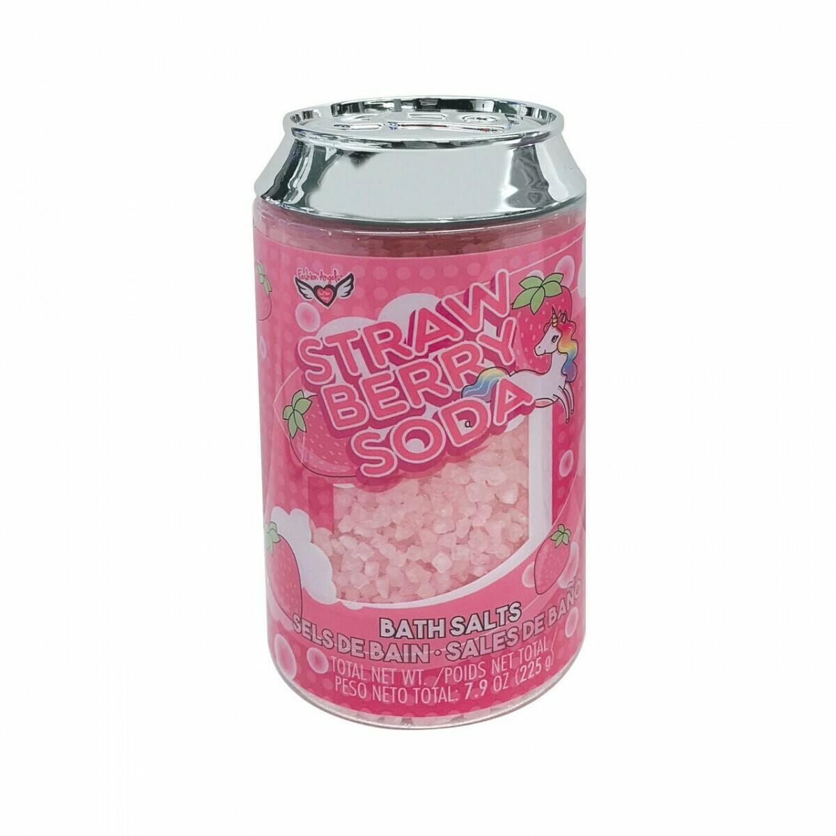 Strawberry Soda Bath Salts Fashion Angels