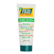 Real Time Pain Relief Hemp Oil Plus 7 oz.