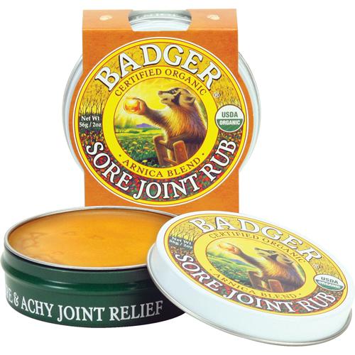 Sore Joint Rub .75 oz Badger