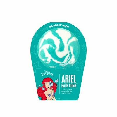 Ariel Disney Princess Bath Bomb-Da Bomb