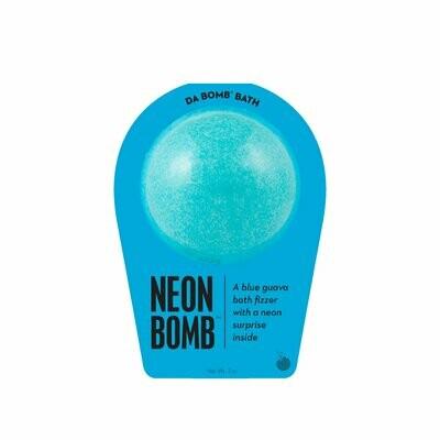 Neon Blue Bath Bomb-Da Bomb