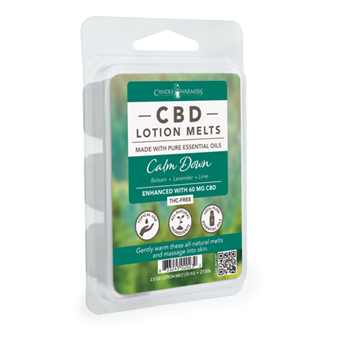 CBD Lotion Wax Melt-Calm Down