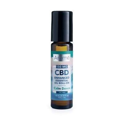 CBD Enhanced Essential Oil Roll On-Calm Down
