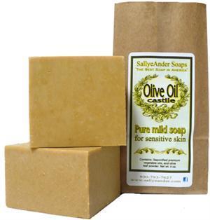 Olive Oil Castile Soap SallyeAnder
