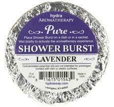 Lavender Shower Burst