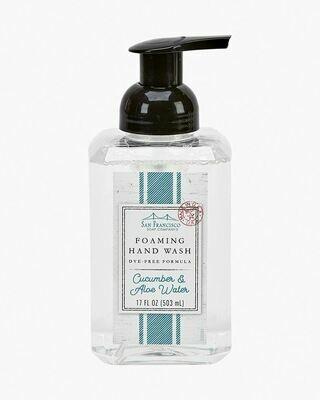 Cucumber & Aloe Water Foaming Hand Soap