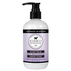 Lavender Blossom Goat Milk Hand Soap Dionis