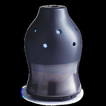Black Dipped Essential Oil Diffuser Airome