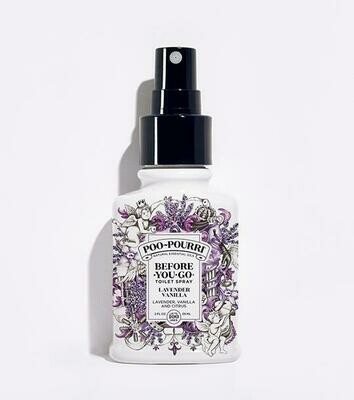 Poo-Pourri Lavender Vanilla 2oz.