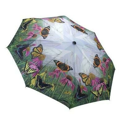 Butterfly Mountain Folding Umbrella Galleria
