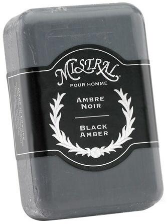Black Amber Mistral Soap