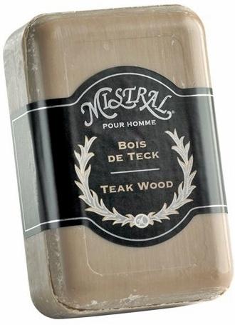 Teak Wood Mistral Soap