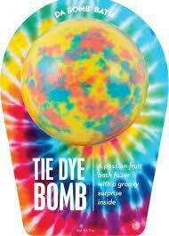 Tie Dye Bath Bomb Da Bomb
