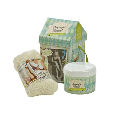 Eucalyptus & Tea Foot Care Kit