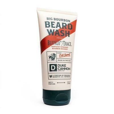 Big Bourbon Beard Wash Duke Cannon