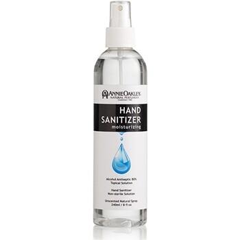 Hand Sanitizer Spray 8oz. Annie Oakley