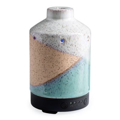 Essential Oil Diffuser with Timer-Speckled Shore