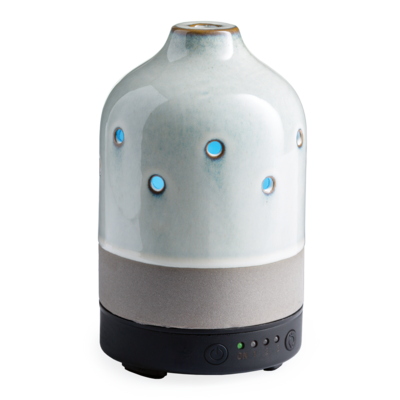Essential Oil Diffuser with Timer-Glazed Concrete