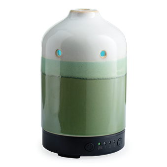Essential Oil Diffuser with Timer-Matcha Latte