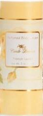 French Vanilla Perfume Body Powder