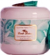 Unscented Glycerin Hand Therapy 4 oz.