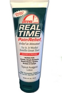 Real Time Pain Relief 1.5 oz