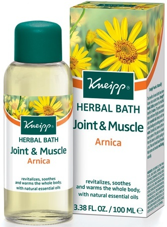 Arnica Joint & Muscle Herbal Bath Kneipp 3.38 oz