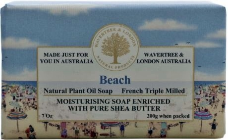 Beach Soap Wavertree & London