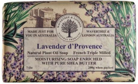 Lavender d'Provence Soap Wavertree & London