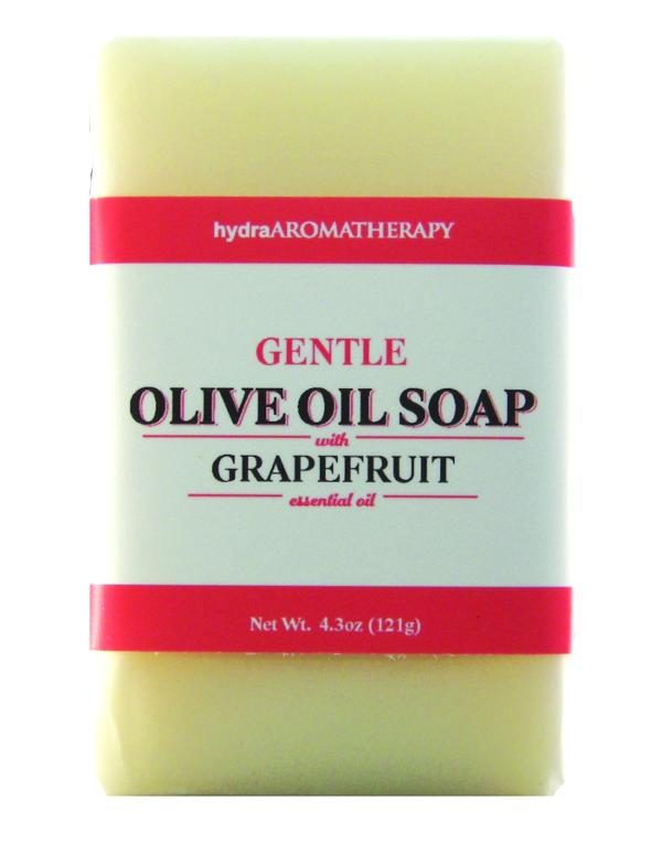 Grapefruit Olive Oil Soap