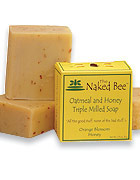 Orange Blossom Honey Triple Milled Soap