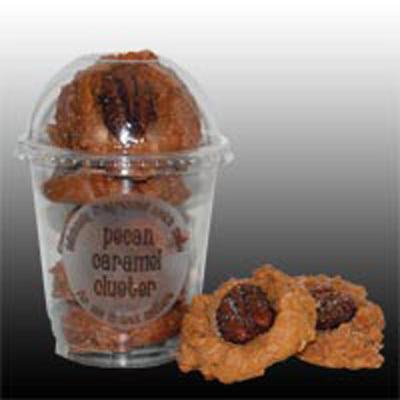 Pecan Caramel Cluster Cookie Melts