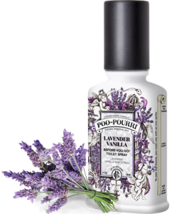 Poo-Pourri Lavender Vanilla 4 oz Bottle