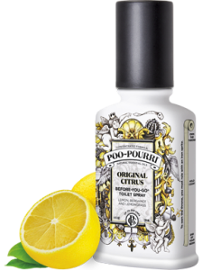 Poo-Pourri Original 4 oz Bottle