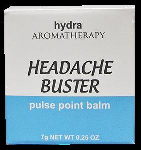 Headache Buster Pulse Point Balm