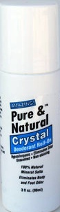 Pure and Natural Deoderant Liquid Roll On