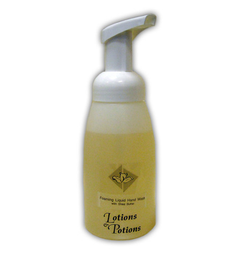 Foaming Liquid Hand Soap w/ Shea Butter 8 oz.