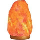 Himalayan Crystal Salt Lamp Medium 9-11 lbs
