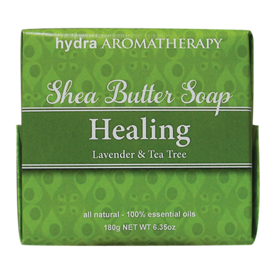 Healing Shea Butter Soap